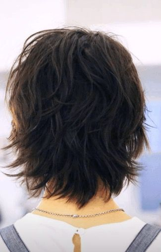 bob hair style 25 best ideas about shaggy haircuts on 1710