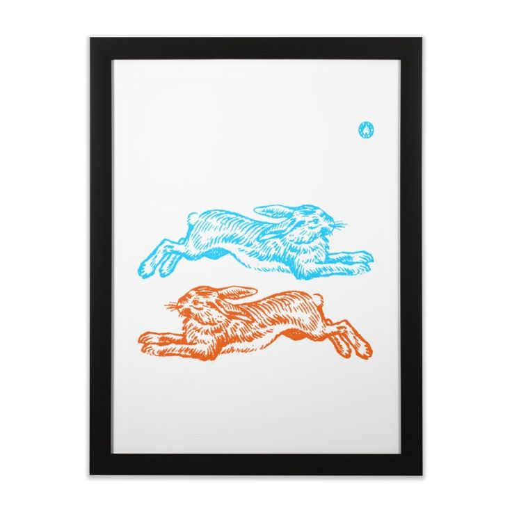 Threadless Artist Shops now have wall art. Have a look.