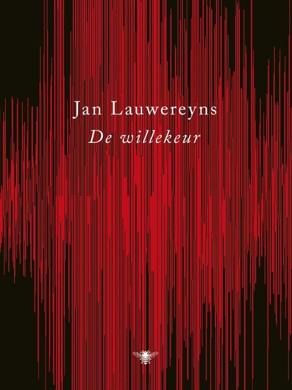 Jan Lauwereyns, De willekeur. Uit de voorpublicatie:    'Ik kwam aan wal ik dacht  het hele dorp gaat zwemmen    ik zag een patientje met alzheimer  drijven op haar bed haar ogen    wijdopen ze dreef met mij mee  zij dacht ik klopte ik was voorspeld    zij dacht inderdaad de zee op straat  huizen dansen wagens wiegen'