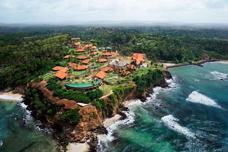 Cape Weligama (near Galle): Sri Lanka's most exciting new hotel // #SriLanka #TripPlanning