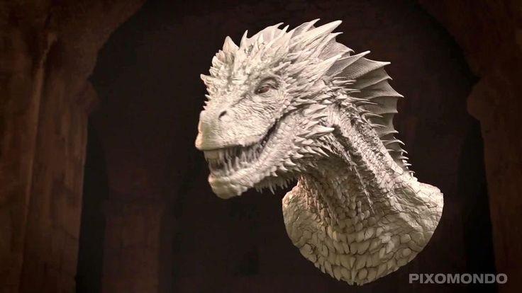 Making of Game of Thrones Season 5 by Pixomondo
