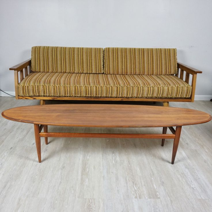 Vintage Mid Century Drexel Surfboard Coffee Table: 25+ Best Ideas About Modern Daybed On Pinterest
