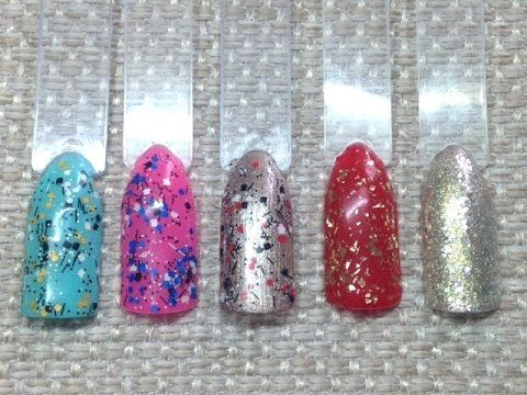 Andreia Professional Gel Polish Jewel Collection - Review & Swatches #dixiegirlxox #andreiaprofessionalgelpolish #gel #gelpolish #swatches #review #nails #nailart