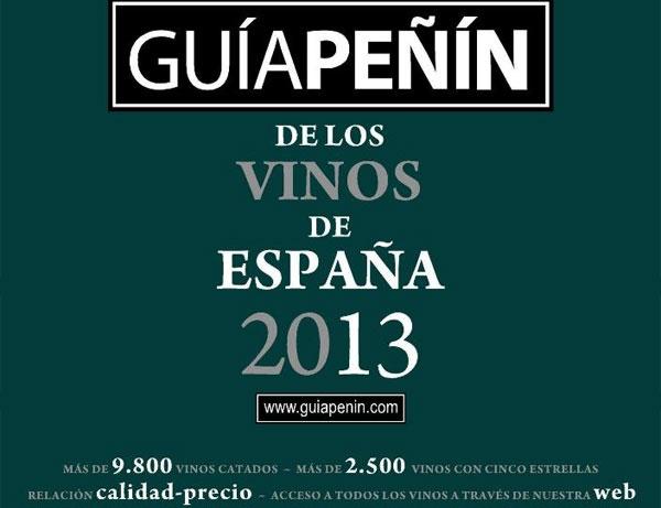Guía Peñín de los Vinos de España 2013: Wines