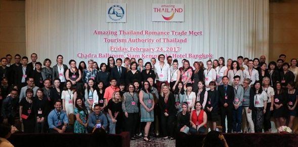 Events,TAT organises Amazing Thailand Romance Trade Meet :http://bookingmarkets.net/en/eventstat-organises-amazing-thailand-romance-trade-meet/