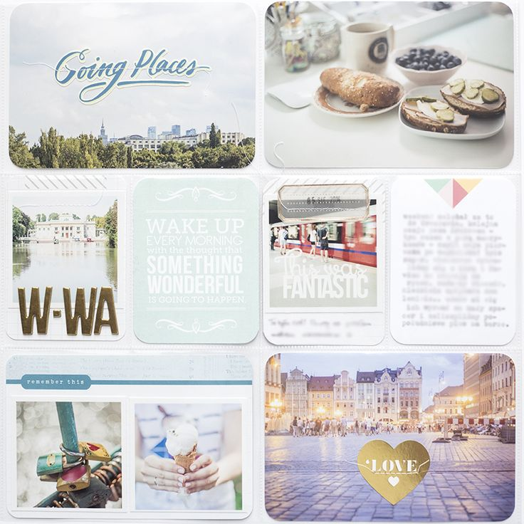 magda mizera | scrapbooking, photography and more: PROJECT LIFE WEEK 32