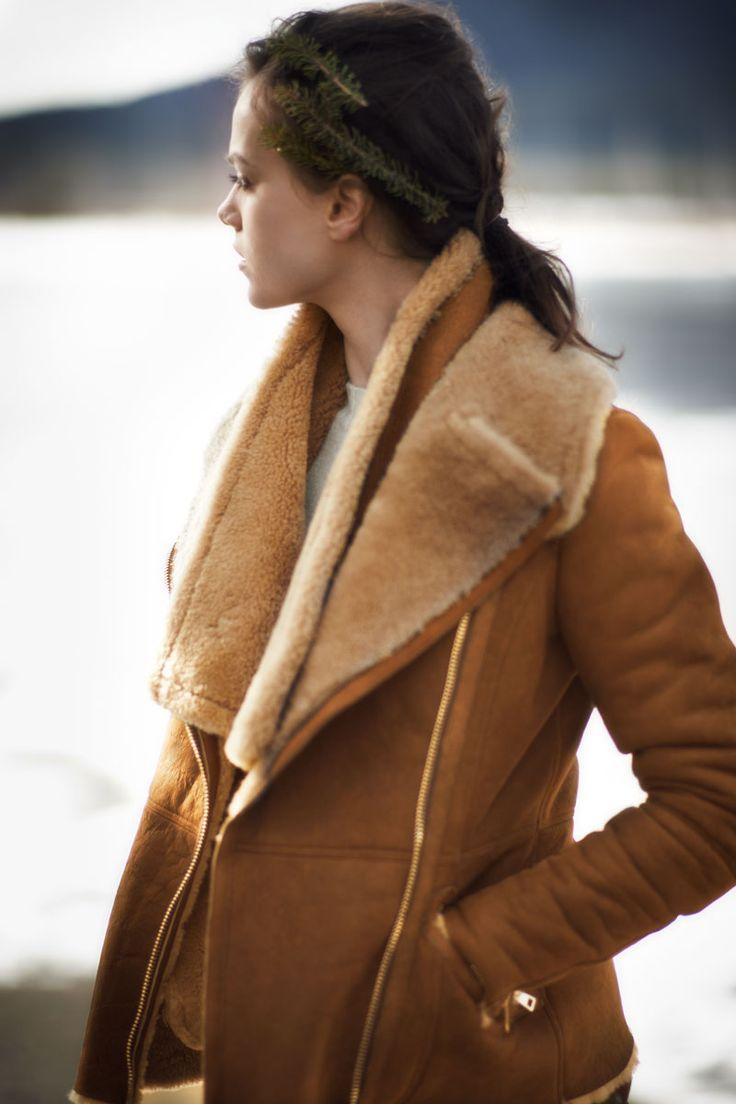 44 best Lamb coat images on Pinterest | Lamb, Sheepskin jacket and ...