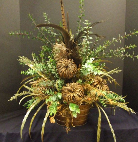 197 best silk flower arrangements images on pinterest flower fall arrangements floral arrangements for fall by luxewreaths 14900 silk flower mightylinksfo Choice Image