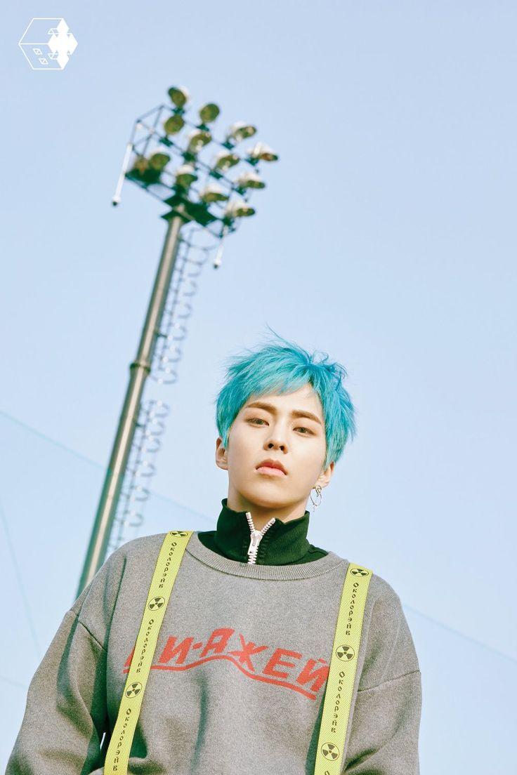Blooming Days ❤️ #Xiuxiu #Xiumin #김민석 #EXO #EXOCBX #CBX #EXOL #Playdate #blue #BloomingDays