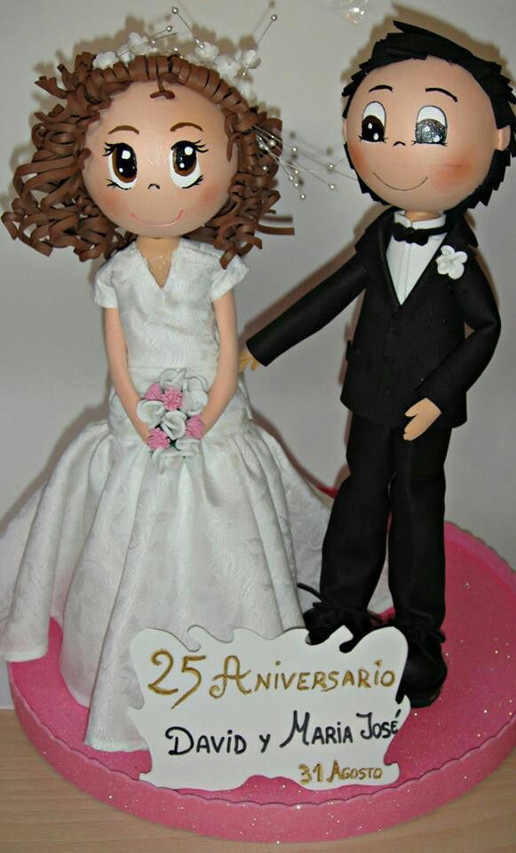 doll with hair to style fofuchos novios 25 aniversario ideas para fofuchas 9376