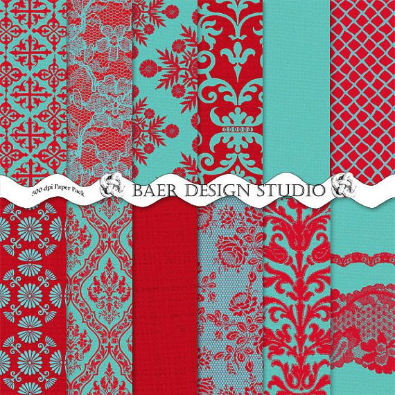 Best 25+ Red and teal ideas on Pinterest | Red color pallets, Red ...