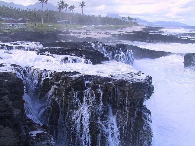 Vaitogi, American Samoa.