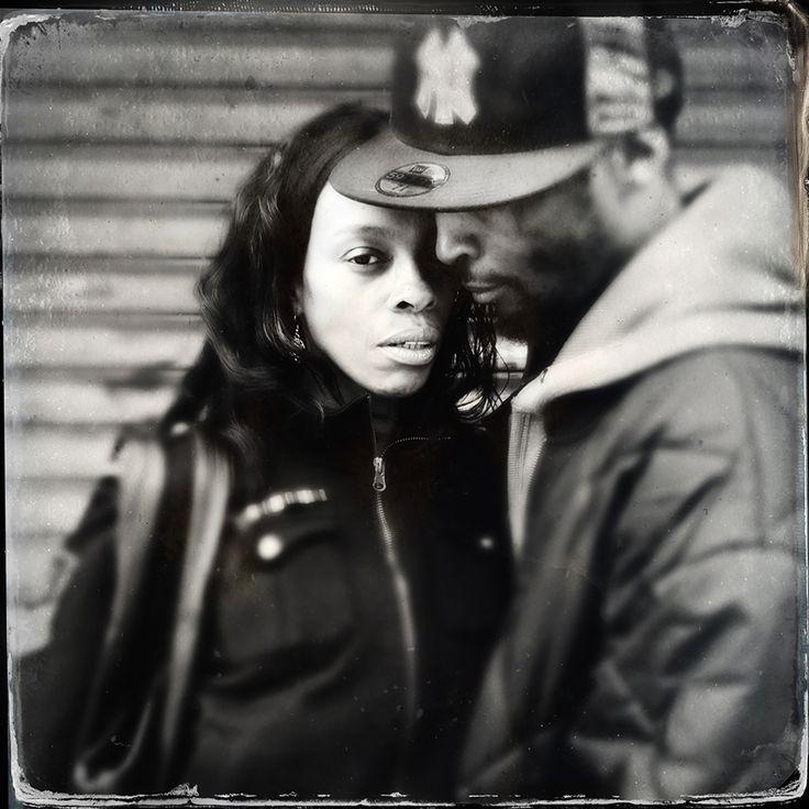 Retratos de Ruddy Roye acerca de la lucha por la equidad racial y justicia social en USA