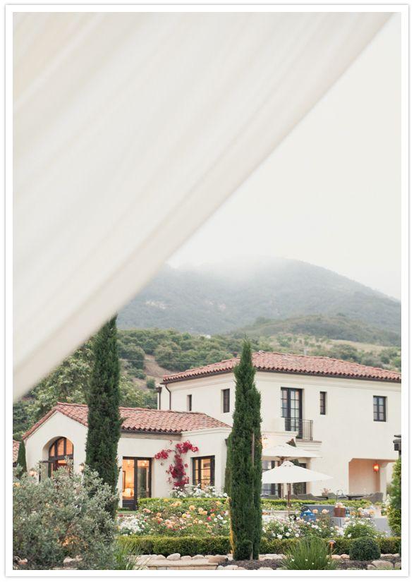 outdoor Santa Barbara wedding