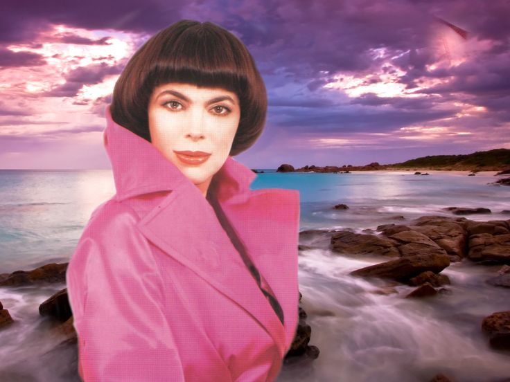 Mireille Mathieu: a bright woman and a prisoner of fate 62