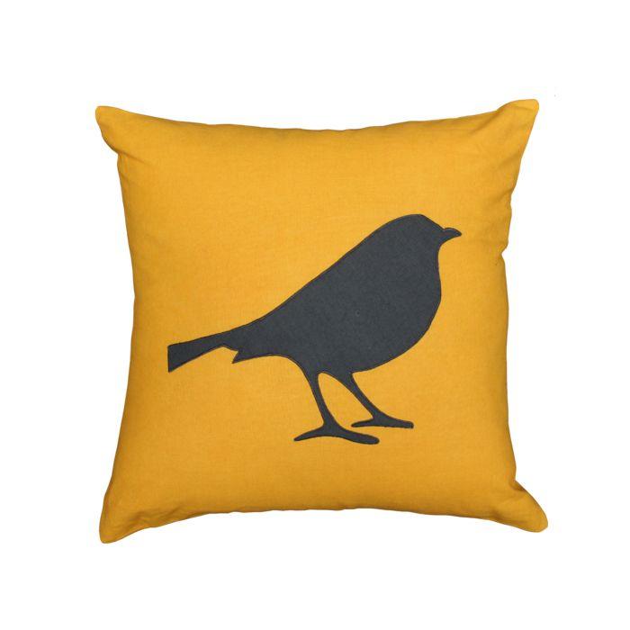 Tweetie Cushion Yellow