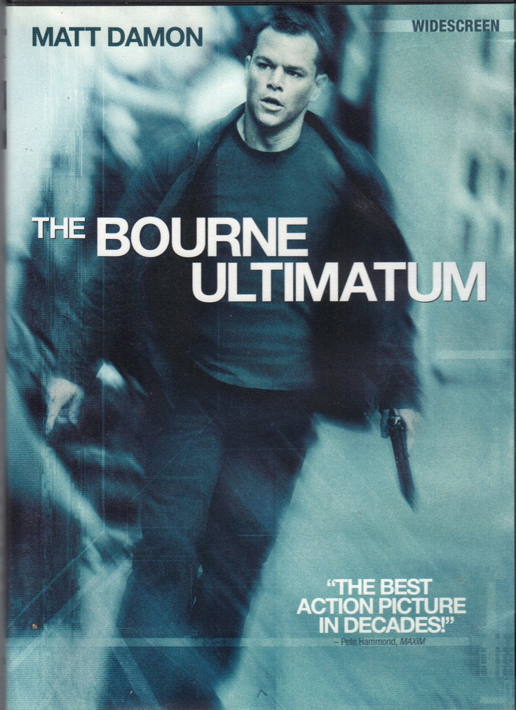 I LOVE THIS MOVIE!! Matt Damon does an incredible job with this film about an amnesiac ex cia assassin trying to find out who he is. No F-bombs and just a few curse words. Minimal smooching. The action and acting on this show is outstanding and the character has some VERY smart ways of escaping capture. A+++.