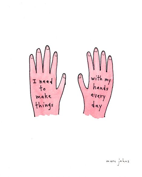 Marc Johns - love this