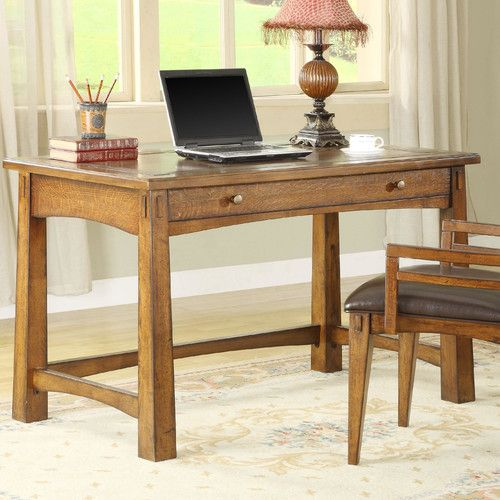 Found it at Wayfair - Craftsman Home Computer Desk with Keyboard Tray