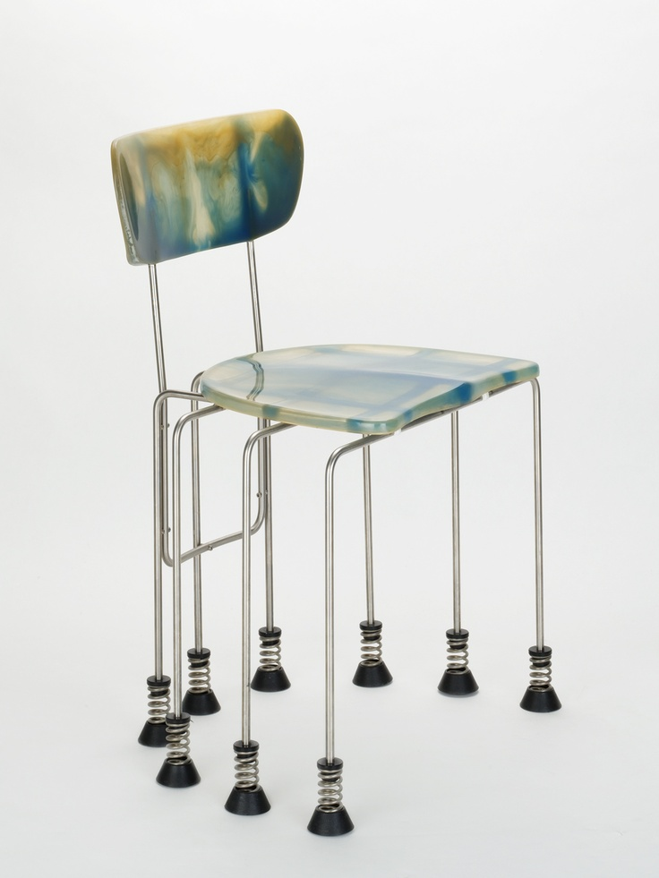 Gaetano Pesce . 543 Broadway, 1993 We Might All Bounce Right Out Of The Room