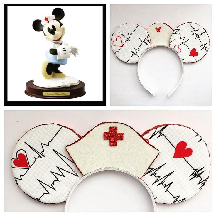 Nursing Mouse Ears