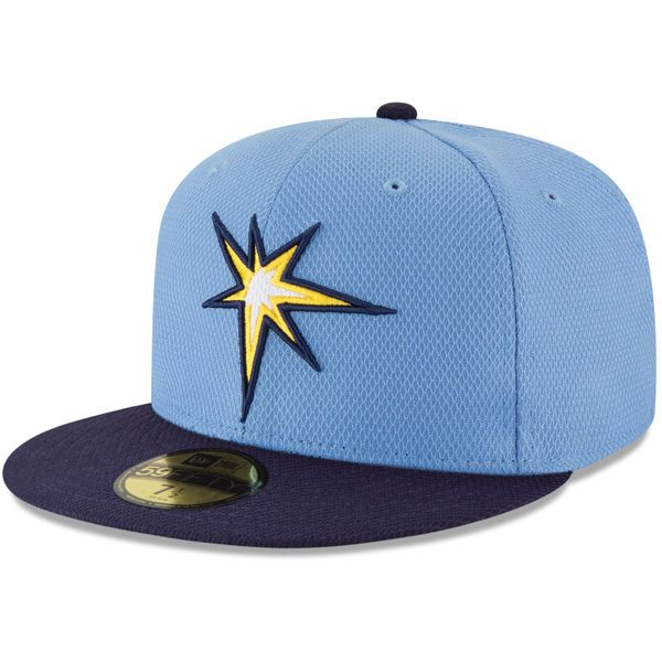 newest collection 3fd5e 3d0e0 ... mlb dark gray 47 clean up cap b5ced 08fc2  spain mens tampa bay rays new  era light blue road diamond era 59fifty fitted hat 34.99
