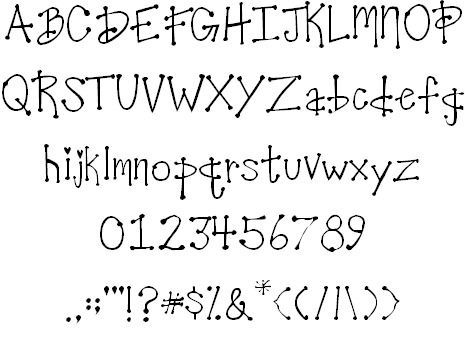 The 25+ best Handwriting fonts alphabet ideas on Pinterest ...