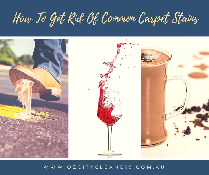 Oz Cleaning Solutions How To Get Rid Of Common Carpet Stains Carpet Stains How To Clean Carpet Cleaning Solutions