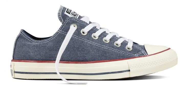 CONVERSE CHUCK TAYLOR ALL STAR LOW TOP NAVY/NAVY/WHITE