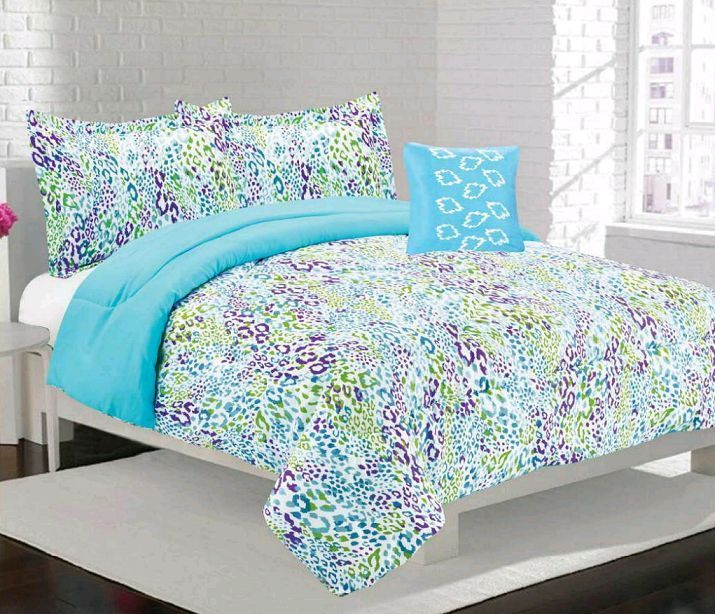 cheetah print bedding Alice Girls Kids Bedding Comforter