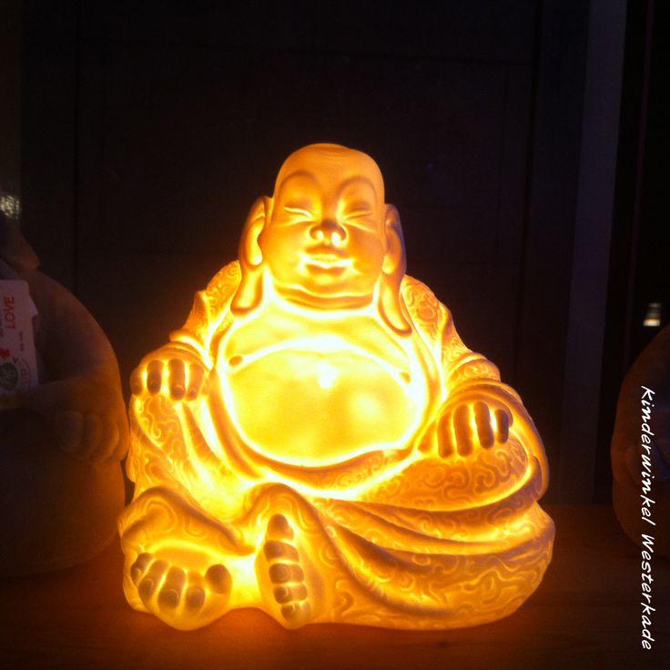 Boeddha lamp - Kinderwinkel Westerkade