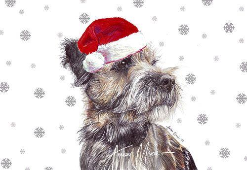 24 best border terrier gifts images on pinterest  border