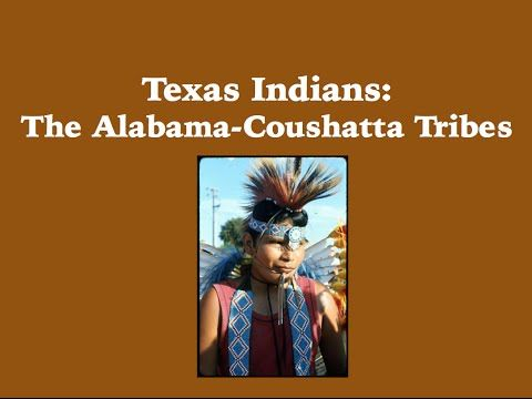 Texas Indians-The Alabama-Coushatta, presented by Infotopia. Learn about the history and culture of the Alabama-Coushatta Indians of Texas in this continuing series on Texas Indians for 4th grade or 7th grade, or anyone who wants to learn about Texas history. Check out http://www.infotopia.info/texas_history.html for more information on Texas history.  Be sure to subscribe to our YouTube channel for more fun, educational videos.