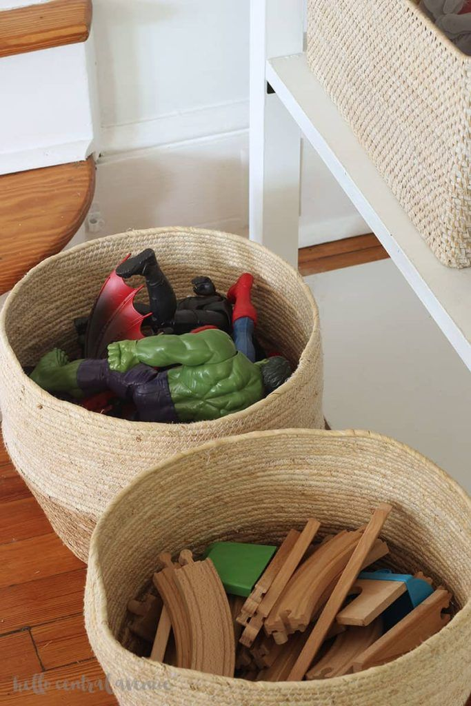 12 Genius Toy Organization Ideas For The Living Room Living Room Toy Storage Toy Organization Living Room Living Room Storage