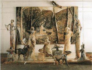 Wendy Stavrianos Australian artist. Visual Culture Exhibition