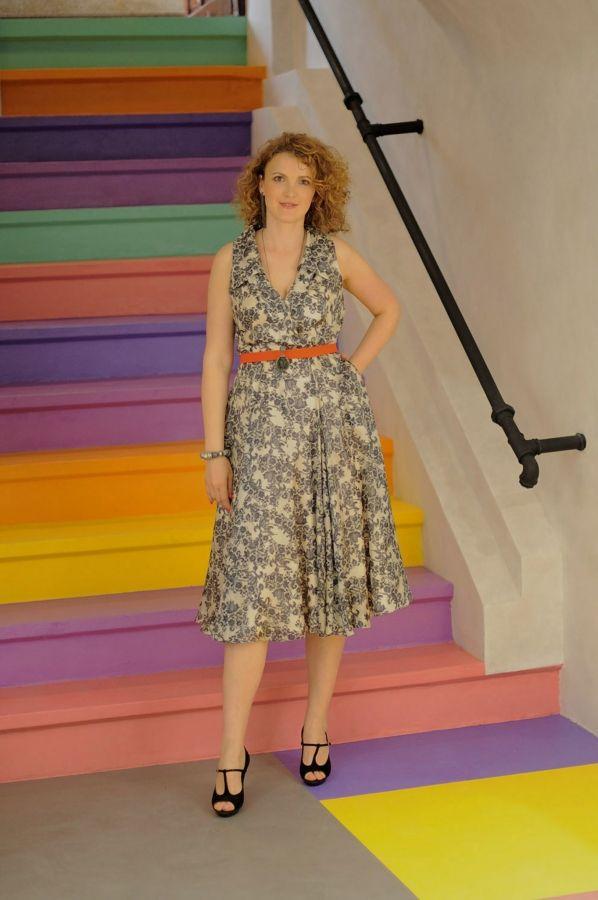 Dreamwearer   flowing dress   special occasion   summer inspiration   2016 collection   wear it light  