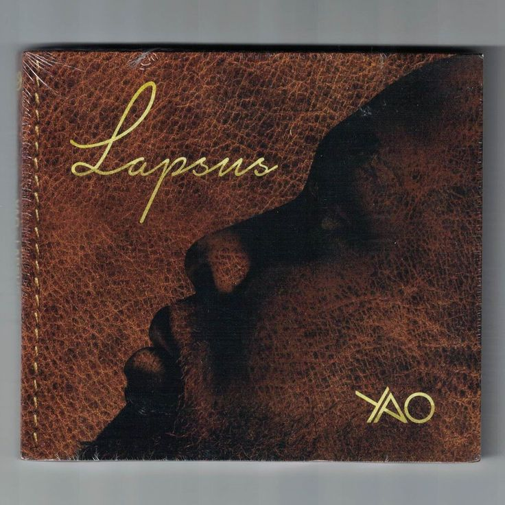 Yao ‎ Lapsus CD New sealed