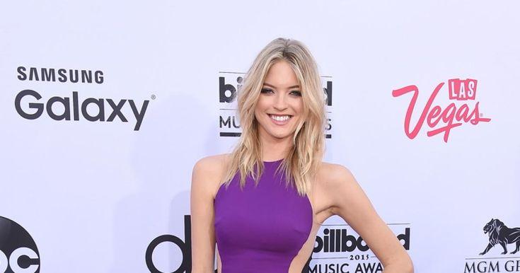 martha hunt red lipstick | Martha Hunt - Photos - Billboard Music Awards 2015: Best ...