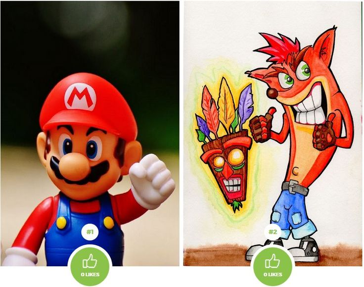 Which game did you prefer? Super Mario or Crash Bandicoot