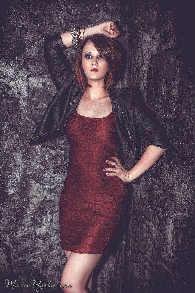 фотография фотосессия портретная портрет студийная студия съемка художественная девушка mvryabinin фотограф Максим Рябинин