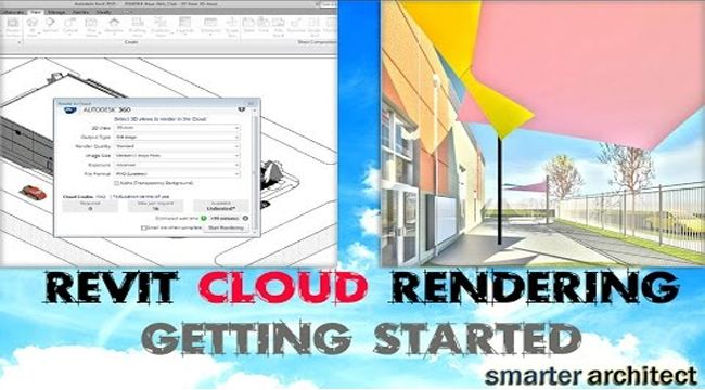 This revit tutorial provides some useful tricks on how to - Revit exterior rendering settings ...