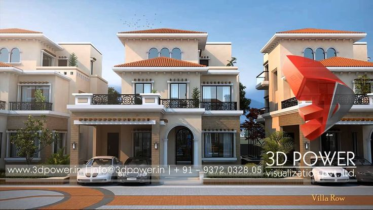#Florenza #Villas #Outstanding #Elevations #Architectural #Rendering #Walkthrough #Hoarding #Brouchure  #Designed by #3DPower  For more details call : 09372032805 OR visit our website www.3dpower.in
