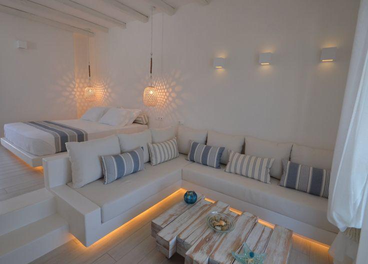 Suites | Villa Marandi Suites Naxos - hotels Naxos island Greece, holidays Naxos