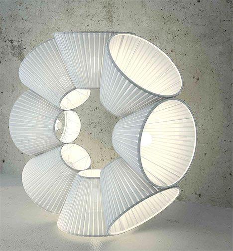 Cancan Lamp Jean Marc Gady