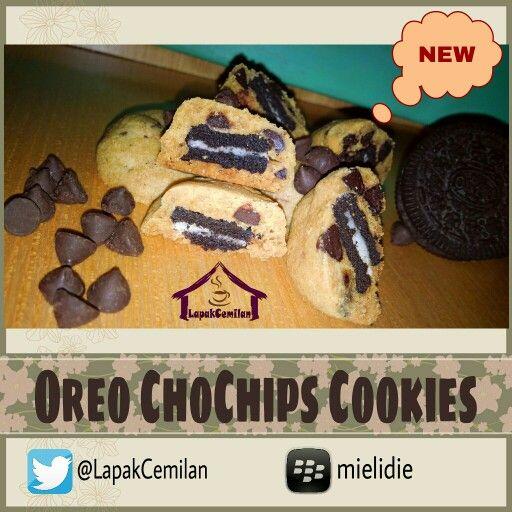 Oreo Chocochips Cookies