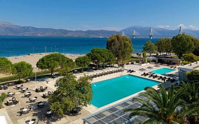 PORTO RIO HOTEL & CASINO, Peloponnese