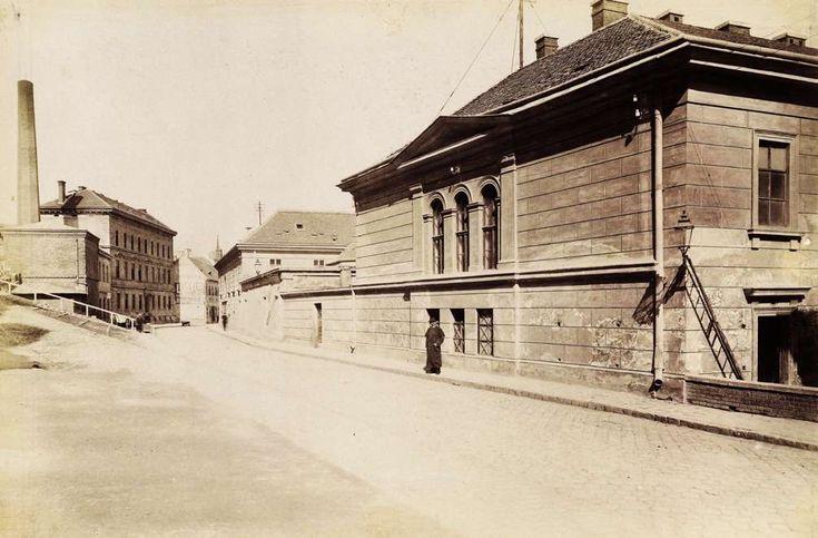 Rudas fürdő. A felvétel 1890 után készült. A kép forrását kérjük így adja meg: Fortepan / Budapest Főváros Levéltára. Levéltári jelzet: HU.BFL.XV.19.d.1.08.069