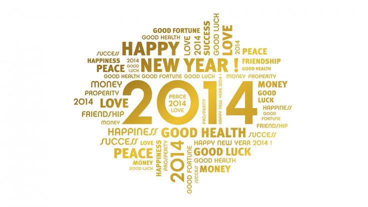 Szczęśliwego Nowego roku 2014 życzy Broker Media