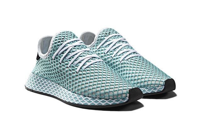 Parley Takes on the Deerupt in Latest adidas Originals