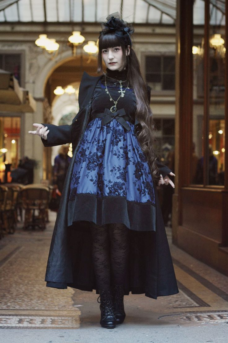 542 best Gothic Lolita images on Pinterest